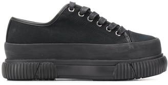 both Gao platform sneakers