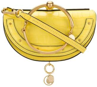 Chloé Nile Minaudière cross-body bag