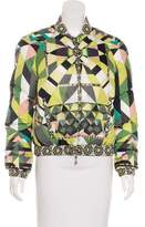 Emilio Pucci Down Puffer Jacket
