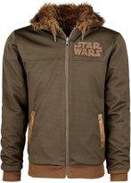 Star Wars Disney Licensed Reversible Furry Chewbacca the Wookie Hoodie