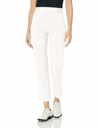J. Lindeberg Women's Cropped Micro Stretch Pant