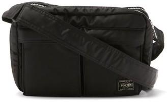 Porter-Yoshida & Co Tanker Small Cross-body Bag - Black