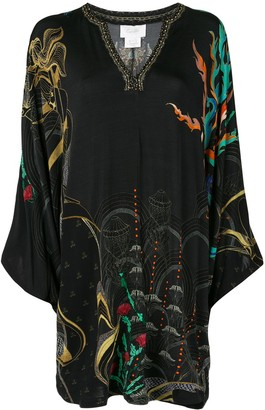 Camilla Wise Wings dress