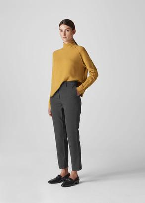 Sadie Pinspot Slim Leg Trouser