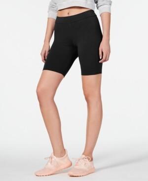 Hue High-Waisted Bike Shorts