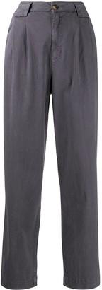 BA&SH Paige straight-leg trousers