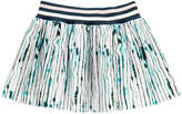 No Added Sugar Around The Issue Striped Skirt