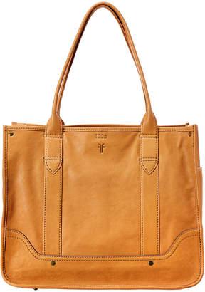 Frye Madison Leather Shopper