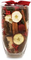 Bed Bath & Beyond Nature's Inspirations Glass Vase Potpourri in Cinnamon Apple