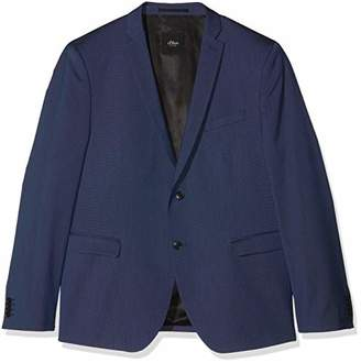 S'Oliver BLACK LABEL Men's 02899544423 Suit Jacket