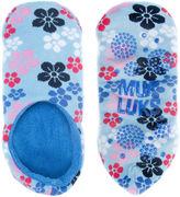 Muk Luks 2-pc. Slipper Socks