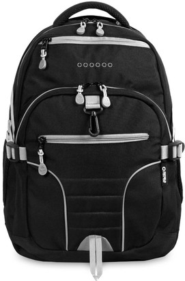 "J World JWorld 19.5"" Atom Multi-Compartment Laptop Backpack -"