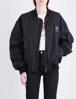 Fiorucci The Lou shell bomber jacket