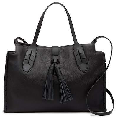 Anne Klein Mila Leather Satchel