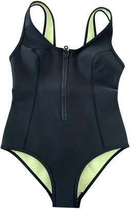Duskii Black Sponge Swimwear for Women