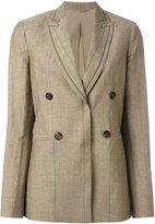 Brunello Cucinelli button up blazer