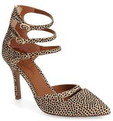 Linea Paolo Women's 'Madi' Ankle Strap Pump