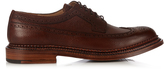 Grenson Sid leather brogues