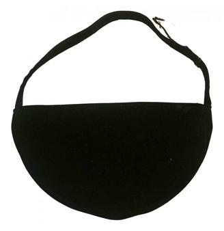 Van Cleef & Arpels Black Suede Handbags