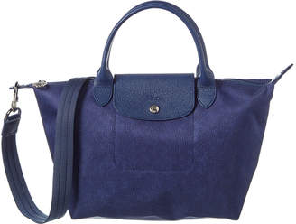 Longchamp Le Pliage Neo Small Canvas Short Handle Tote