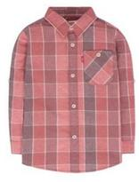 Levi's Boy's Plaid Shirt