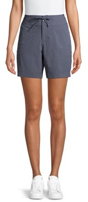 Athletic Works Women's Athleisure Commuter Bermuda Shorts