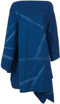 Yohji Yamamoto oversized cape top
