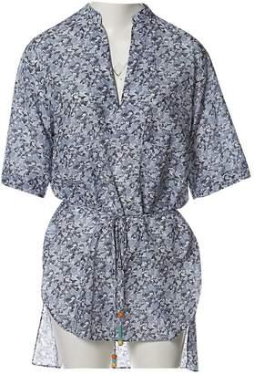 Stella McCartney Stella Mc Cartney \N Blue Cloth Dresses