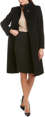 Cinzia Rocca Icons Cinzia Rocco Icons Wool & Cashmere-Blend Coat