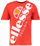 Ellesse Bettona Print Tshirt Fiery Red