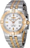 Breitling Women's C71340L2/A715TT Galactic 30 Dial Watch