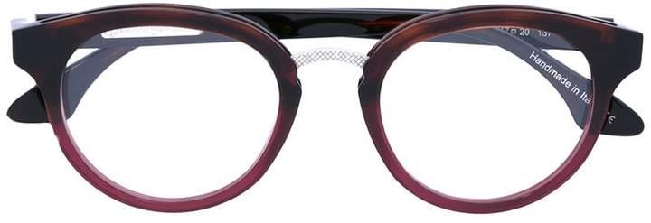 Claire Goldsmith Rixon oval frame glasses