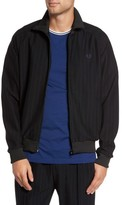 Fred Perry Men's Pinstripe Track Jacket