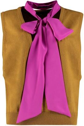 Jejia Wool Sleeveless Pullover