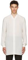 Rick Owens Off-white Faun Shirt