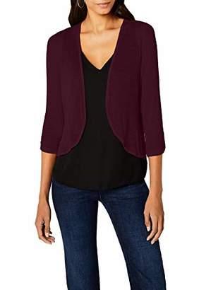 Street One Women's 3066 Gesa 3/4 Sleeve Cardigan,(Manufacturer Size: 38)