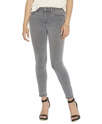 Buffalo David Bitton Women's Luxe Mid Rise Skinny Jeans