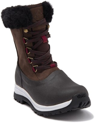 The Original Muck Boot Company Apres Lace Up Snow Boot