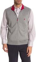 Brooks Brothers Coolmax(R) Full Zip Vest