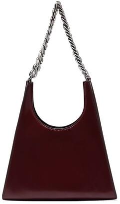 STAUD Rey chain-strap shoulder bag