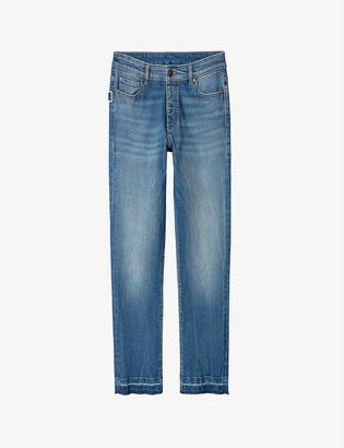 Zadig & Voltaire Boyfit Eco straight-leg jeans