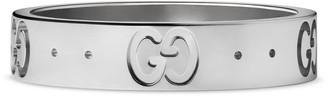 Gucci Icon thin 18k ring