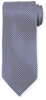 Stefano Ricci Linked Small Circle Silk Tie