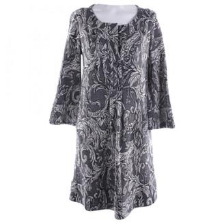 Diane von Furstenberg Grey Wool Dresses
