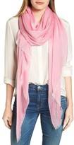 Nordstrom Women's Modal Silk Blend Scarf