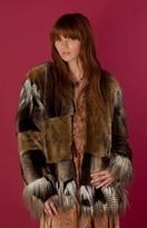 Hale Bob Zaydyn Patchwork Jacket In Multi