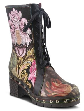 Spring Step L'artiste By Nadinet Boot