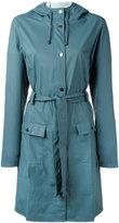 Rains belted coat