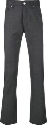 Ermenegildo Zegna slim-fit tailored trousers