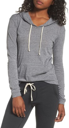Alternative Classic Drawstring Pullover Hoodie